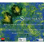 Schumann: Pièces pour alto, clarinette et piano