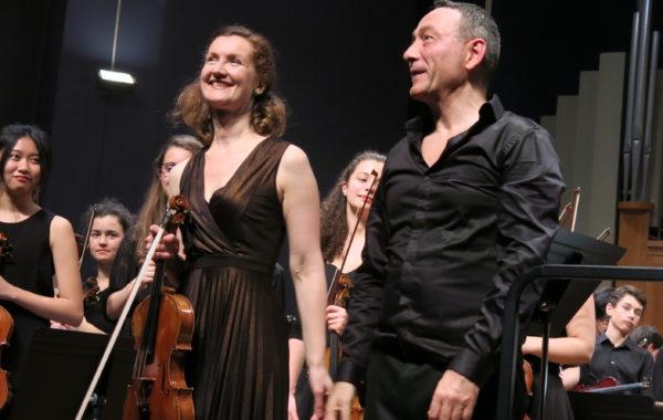Saint-Maur, avec Olivier Kaspar